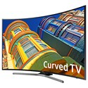 "Samsung Electronics Samsung LED TVs 2016 65"" Class KU6500 6-Series Curved 4K UHD TV"
