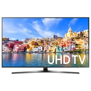 """Samsung Electronics Samsung LED TVs 2016 65"""" Class KU7000 7-Series 4K UHD TV"""