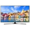 """Samsung Electronics Samsung LED TVs 2016 65"""" Class KU7000 7-Series 4K UHD TV - Item Number: UN65KU7000FXZA"""
