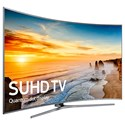 "Samsung Electronics Samsung LED TVs 2016 88"" Class Curved 4K SUHD TV - Item Number: UN88KS9810FXZA"