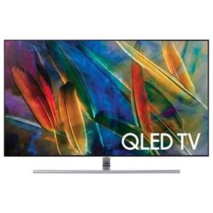 "Samsung Electronics Samsung QLED TVs 2017 65"" Class Q7F QLED 4K TV"