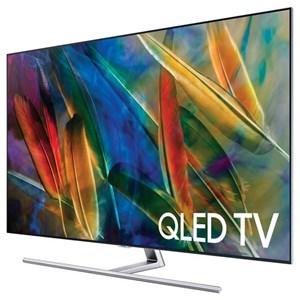 "Samsung Electronics Samsung QLED TVs 2017 75"" Class Q7F QLED 4K TV"