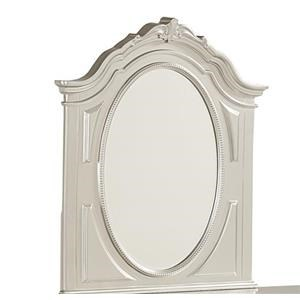 Samuel Lawrence Sterling Youth Dresser Mirror