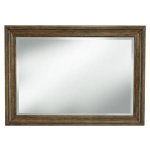 Samuel Lawrence American Attitude Landscape Mirror