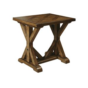 Samuel Lawrence American Attitude End Table
