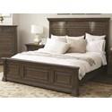 Samuel Lawrence Arlington King Panel Bed - Item Number: S616-270+271+400