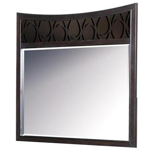 Samuel Lawrence Aura Mirror - Item Number: 8554-030