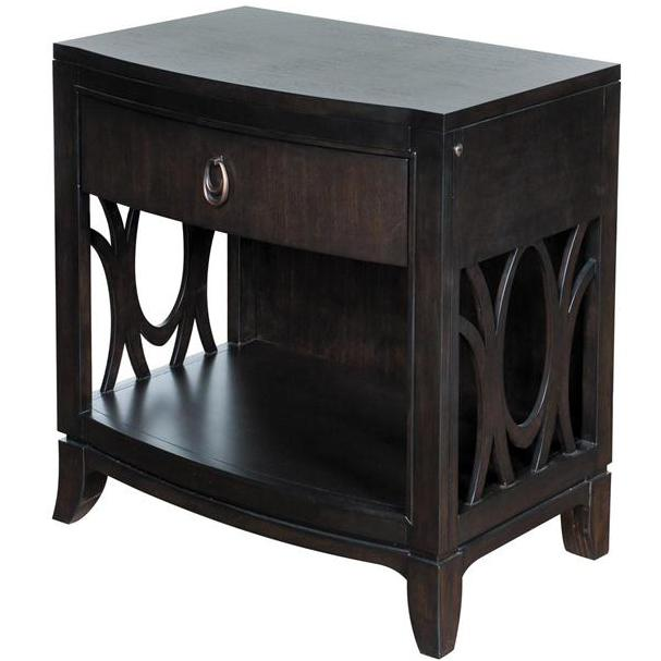 Samuel Lawrence Aura Night Stand - Item Number: 8554-050