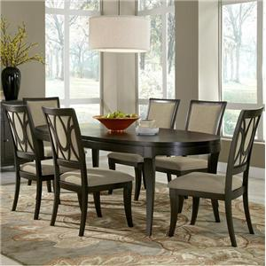 Samuel Lawrence Aura Table and Chair Set