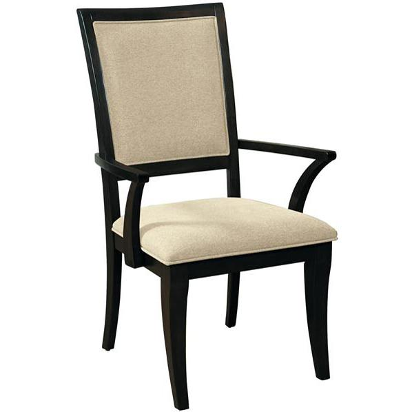 Samuel Lawrence Aura Dining Arm Chair - Item Number: 8554-155