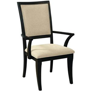 Samuel Lawrence Aura Dining Arm Chair