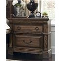 Morris Home Furnishings Bakersfield Bakersfield Nightstand - Item Number: 343037340