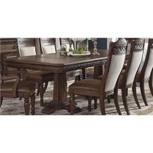 Morris Home Furnishings Bakersfield Bakersfield Dining Table