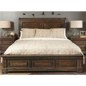 Morris Home Furnishings Bakersfield Bakersfield Queen Bed