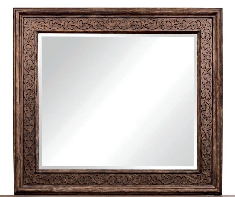 Morris Home Furnishings Bakersfield Bakersfield Mirror - Item Number: 540591129