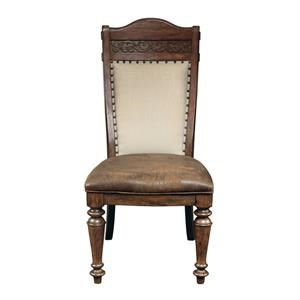 Morris Home Furnishings Bakersfield Bakersfield Dining Side Chair