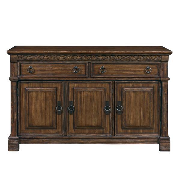 Morris Home Furnishings Bakersfield Bakersfield Sideboard - Item Number: 732544335