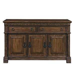 Morris Home Furnishings Bakersfield Bakersfield Sideboard