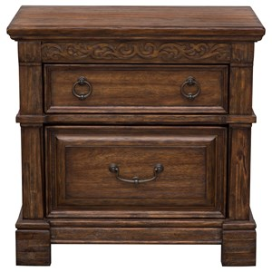 Samuel Lawrence Barcelona Nightstand