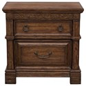 Samuel Lawrence Barcelona Nightstand - Item Number: S005-050