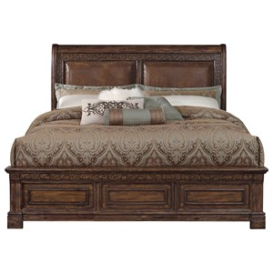Samuel Lawrence Barcelona Queen Bed