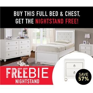 Brit Full Bed Package with Freebie!