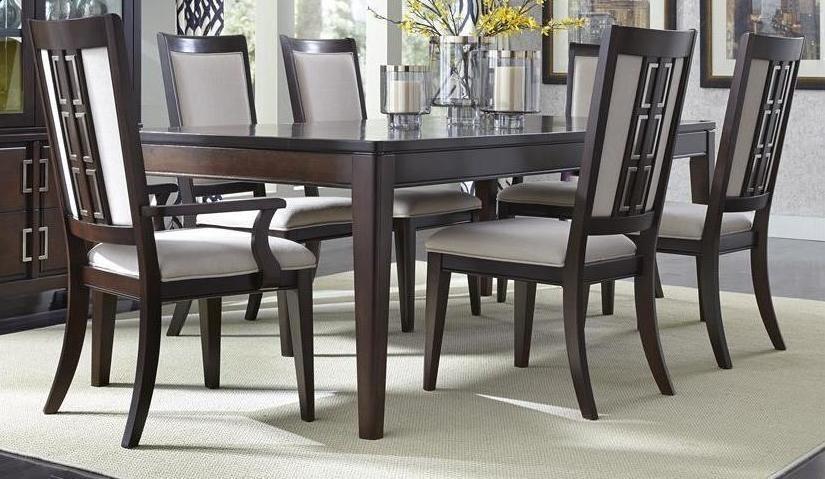 Morris Home Furnishings Binghamton Binghamton 5-Piece Dining Set - Item Number: 358131250
