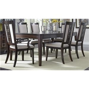 Morris Home Furnishings Binghamton Binghamton 5-Piece Dining Set