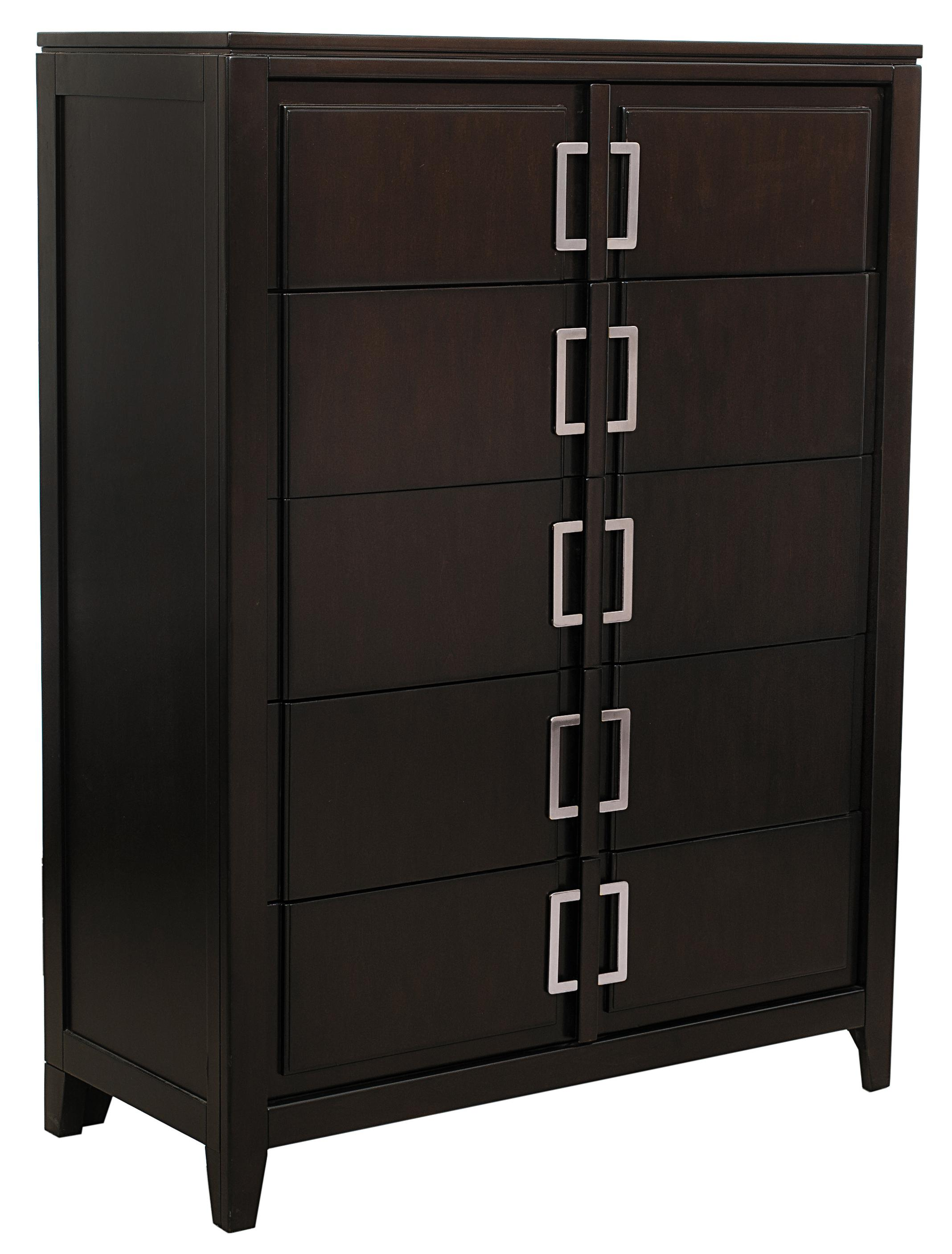 Samuel Lawrence Brighton Drawer Chest - Item Number: 8672-040
