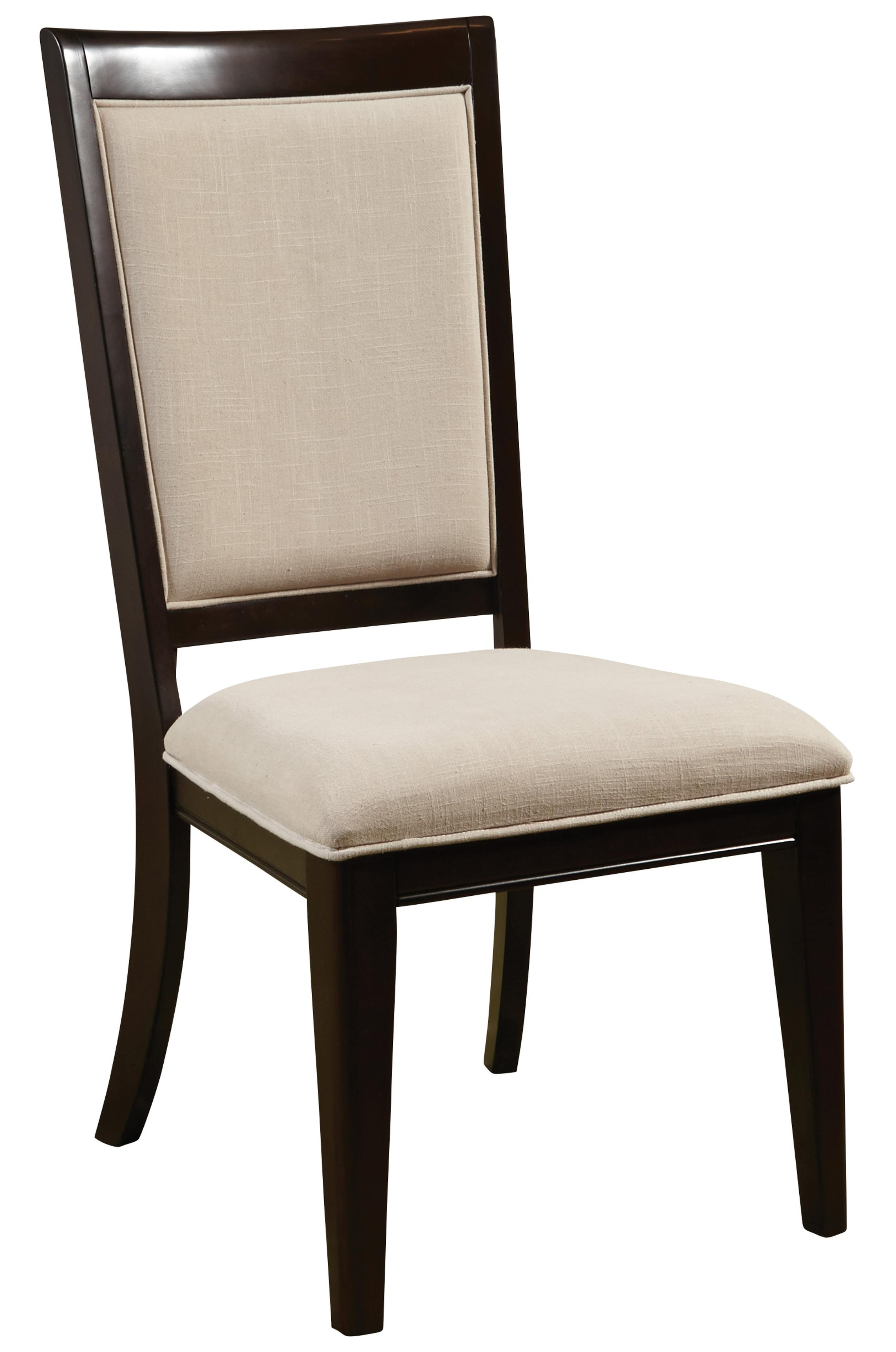 Samuel Lawrence Brighton Side Chair - Item Number: 8672-154
