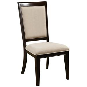 Morris Home Furnishings Binghamton Binghamton Upholstered Side Chair