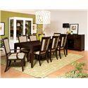 Morris Home Furnishings Binghamton Upholstered Side Chair