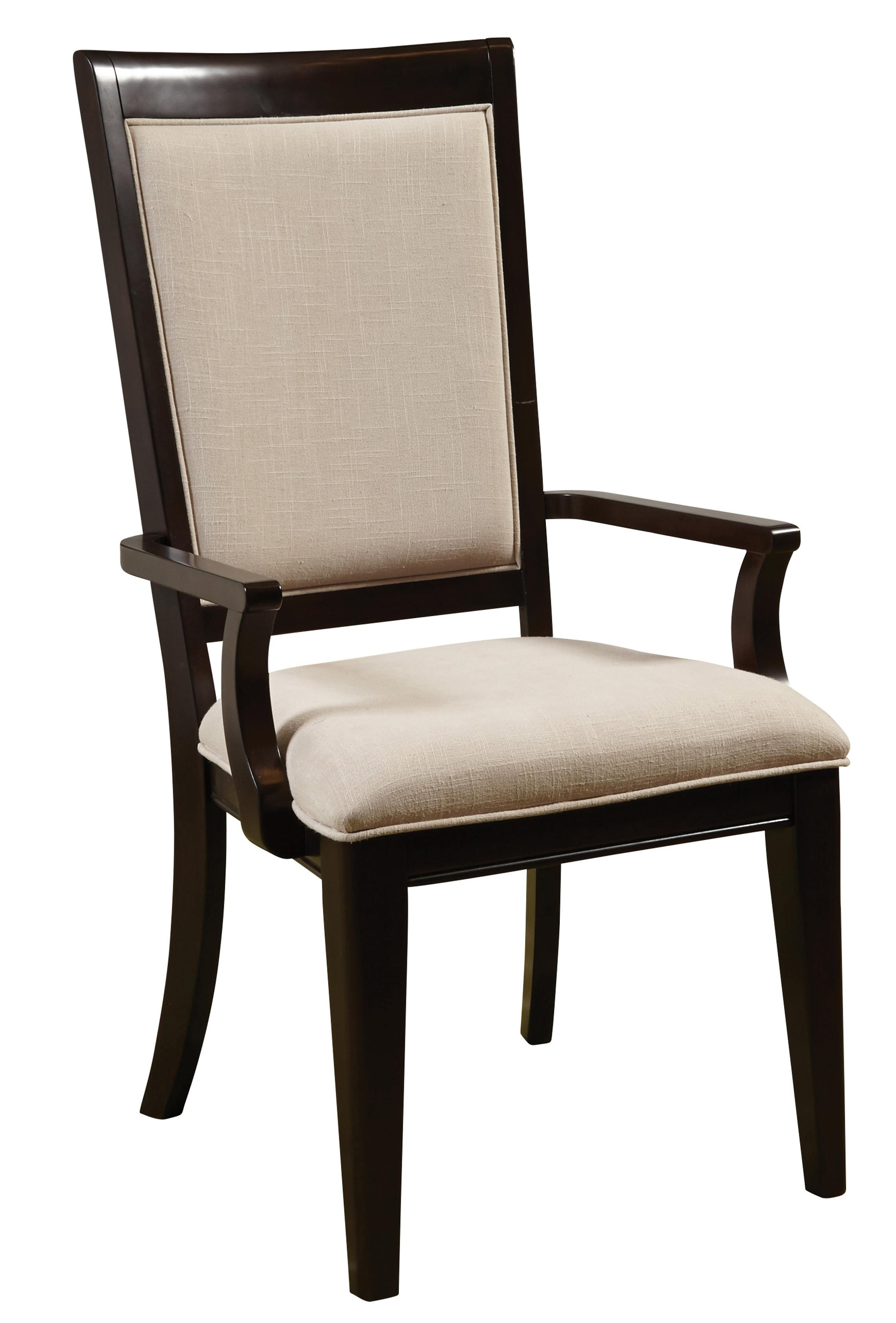 Samuel Lawrence Brighton Arm Chair - Item Number: 8672-155