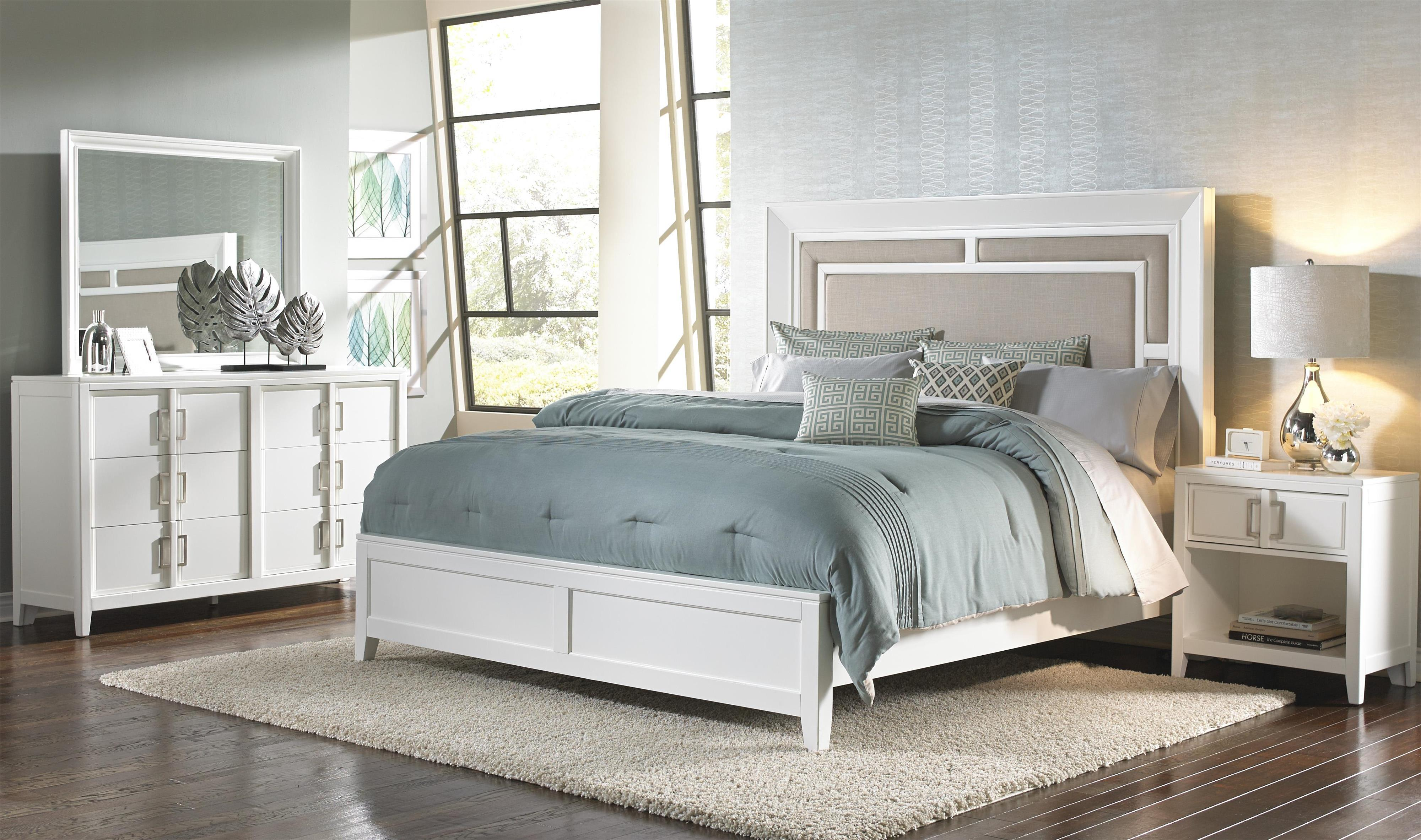 Samuel Lawrence Brighton King Bedroom Group - Item Number: 8673 K Bedroom Group 2