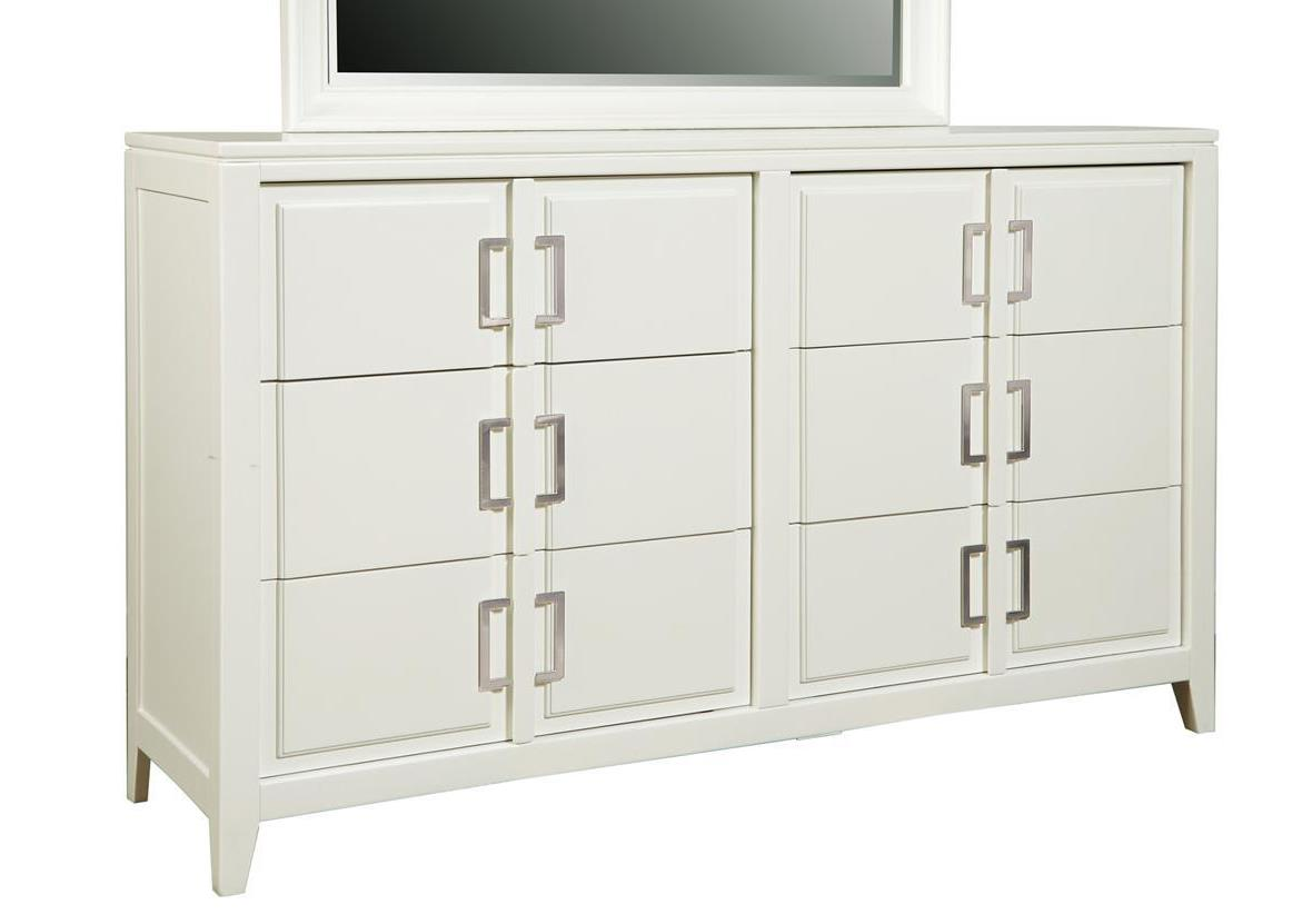 Samuel Lawrence Brighton Drawer Dresser - Item Number: 8673-010
