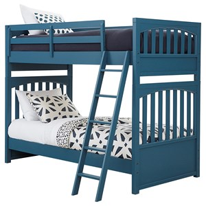 Full-Over-Full Bunk Bed
