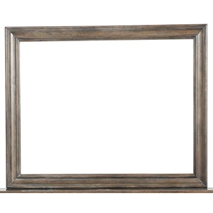 Morris Home Furnishings Camden Cumberland Landscape Mirror