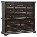 Samuel Lawrence Canyon Creek Master Chest - Item Number: S602-047A+B