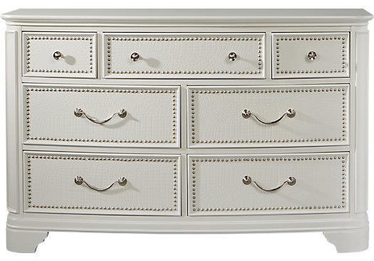 Morris Home Furnishings Castella Castella Dresser - Item Number: 231670498