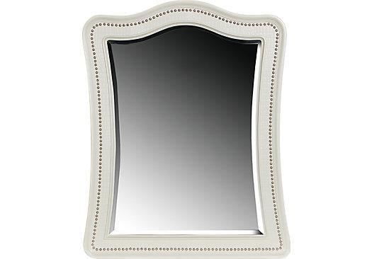 Morris Home Furnishings Castella Castella Mirror - Item Number: 404279292
