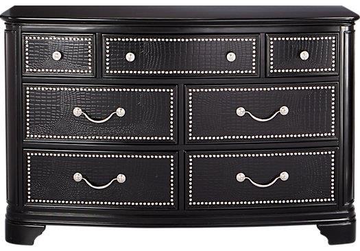 Morris Home Furnishings Castella - Castella Dresser - Item Number: 437760134