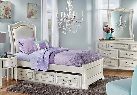 Morris Home Furnishings Castella Castella Full Panel Bed - Item Number: 475275725