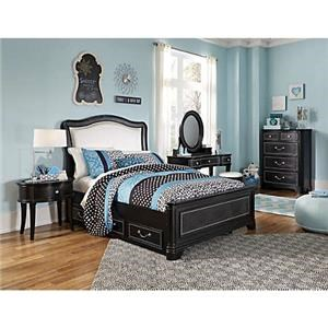Morris Home Furnishings Castella - Castella Full Panel Bed
