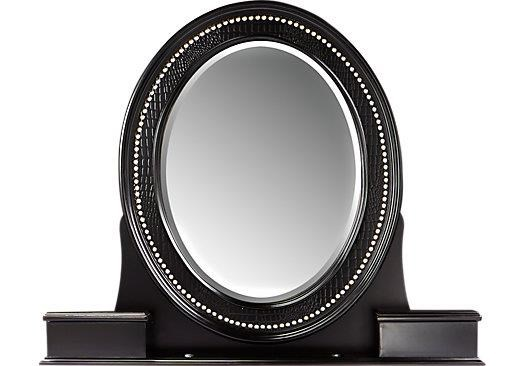 Morris Home Furnishings Castella - Castella Vanity Mirror - Item Number: 646805718
