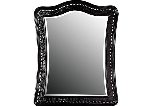 Morris Home Furnishings Castella - Castella Mirror - Item Number: 745756095