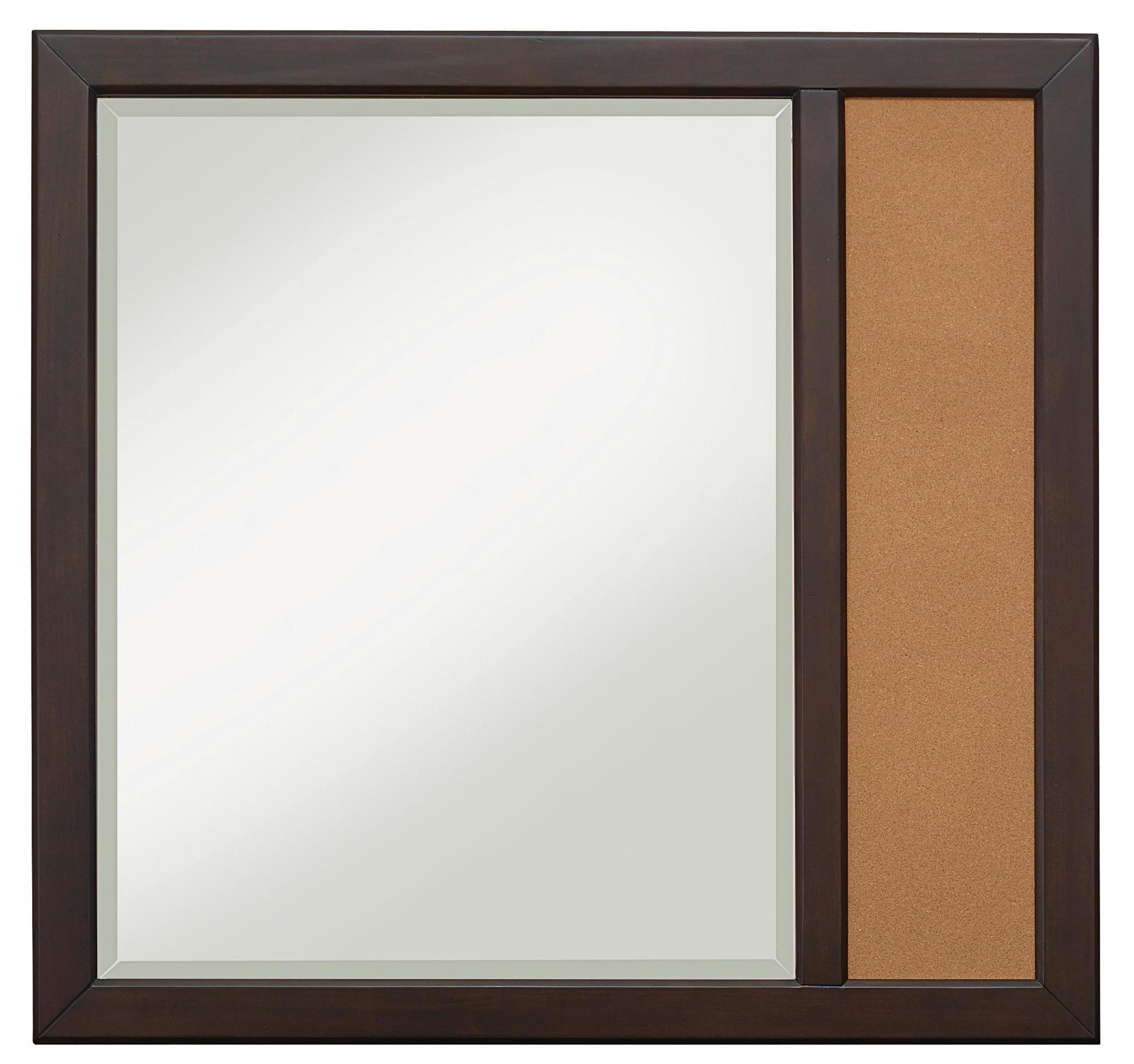 Kidz Gear Mason Landscape Mirror - Item Number: 8872-430