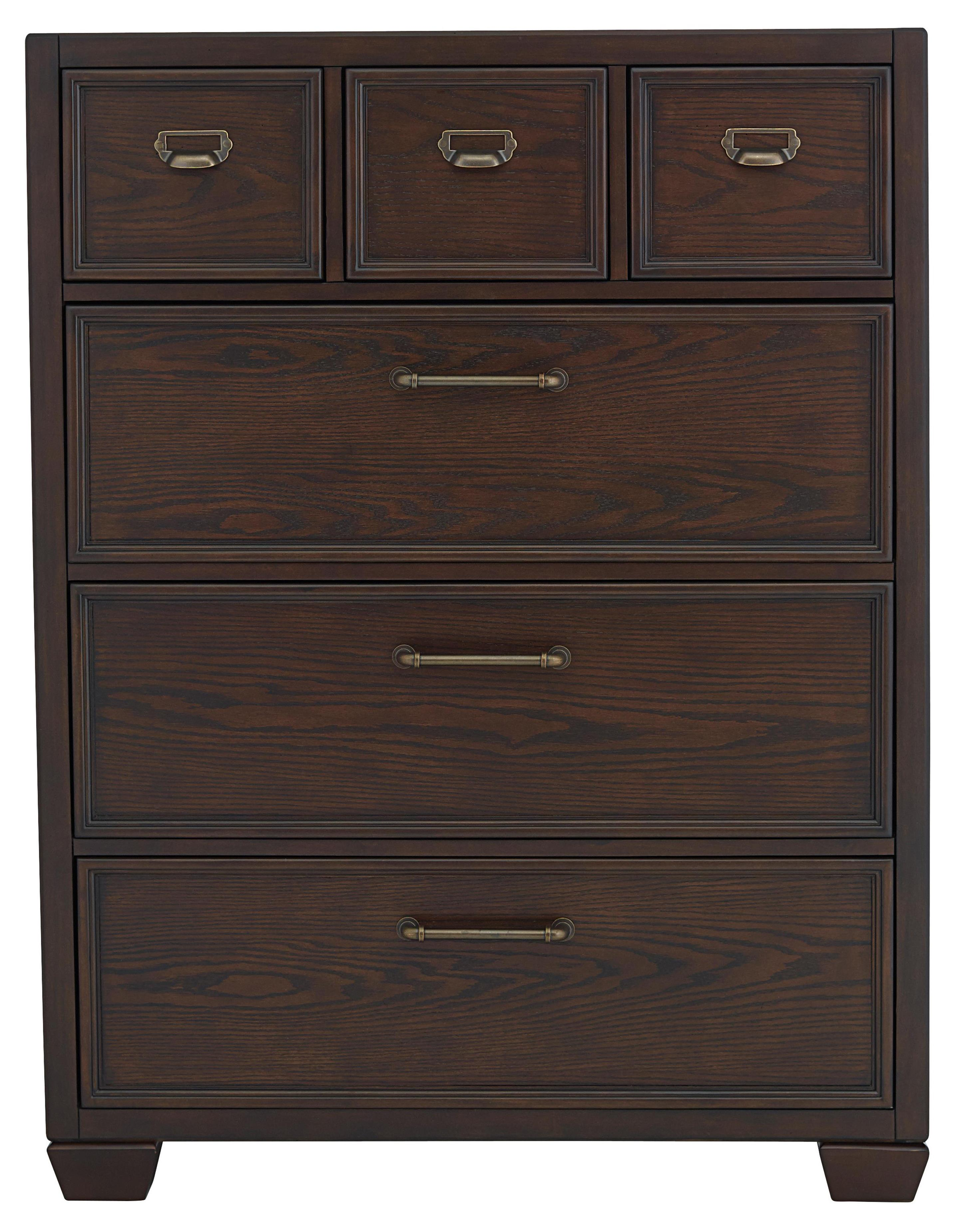 Kidz Gear Mason Chest of Drawers - Item Number: 8872-440