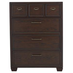 Samuel Lawrence Clubhouse Chest of Drawers