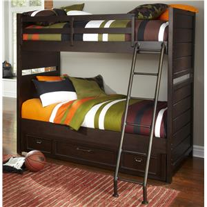 Samuel Lawrence Clubhouse Bunk Bed