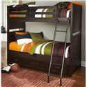 Samuel Lawrence Clubhouse Bunk Bed  - Item Number: 8872-643+730+731+732